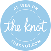 Asheville Wedding Venue Badge - the Knot